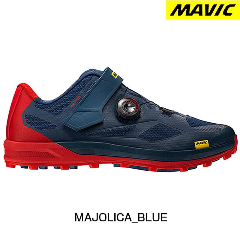 《即納》【土日祝もあす楽】MAVIC(マヴィック) XA PRO (クロスアドベンチャープロ) MTB用シューズ L40151700[クリップレス][マウンテンバイク用]