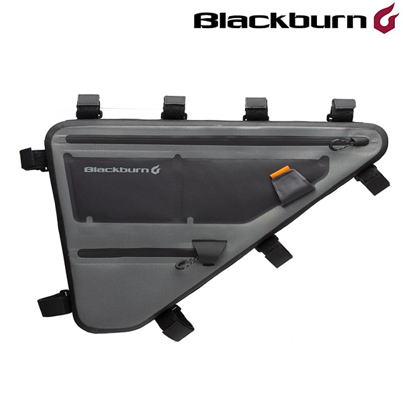 Blackburn(ブラックバーン) 2019年モデル OUTPOST ELITE FRAME BAG (アウトポストエリートフレームバッグ)[フレームバッグ][自転車に取り付ける]