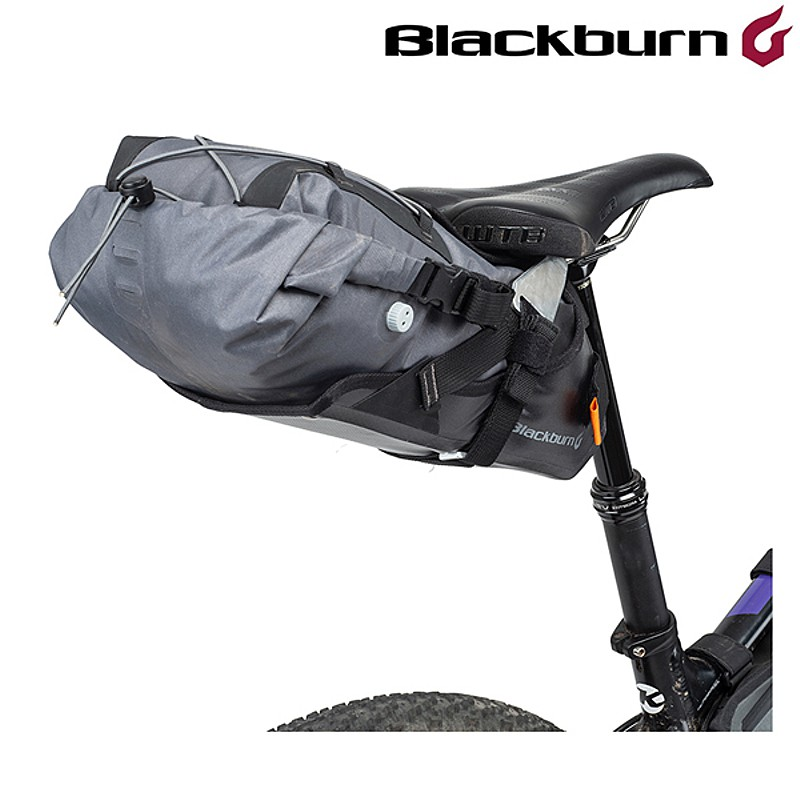 Blackburn(ブラックバーン) 2019年モデル OUTPOST ELITE FRAME BAG SEAT PACK (アウトポストエリートフレームバッグ シートパック)[シートポストバッグ][自転車に取り付ける]