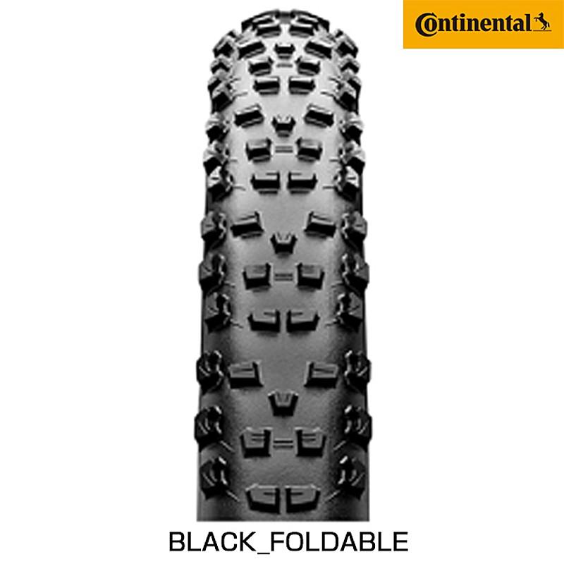 Continental(コンチネンタル) DER BARON PJT PT AP 27.5×2.6 [タイヤ] [MTB] [27.5] [ブロック]