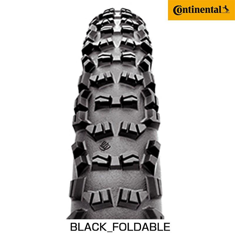 Continental(コンチネンタル) TRAIL KING PT AP 26×2.4[クリンチャー][ブロックタイヤ]