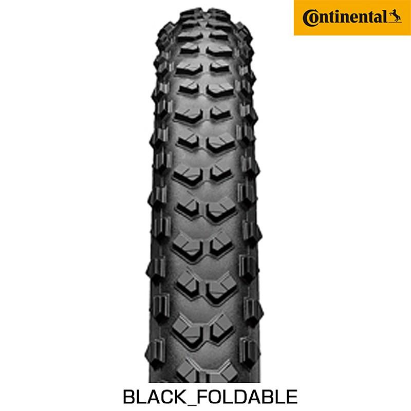 Continental(コンチネンタル) MOUNTAIN KING PT (マウンテンキングPT)27.5×2.6[クリンチャー][スリックタイヤ]