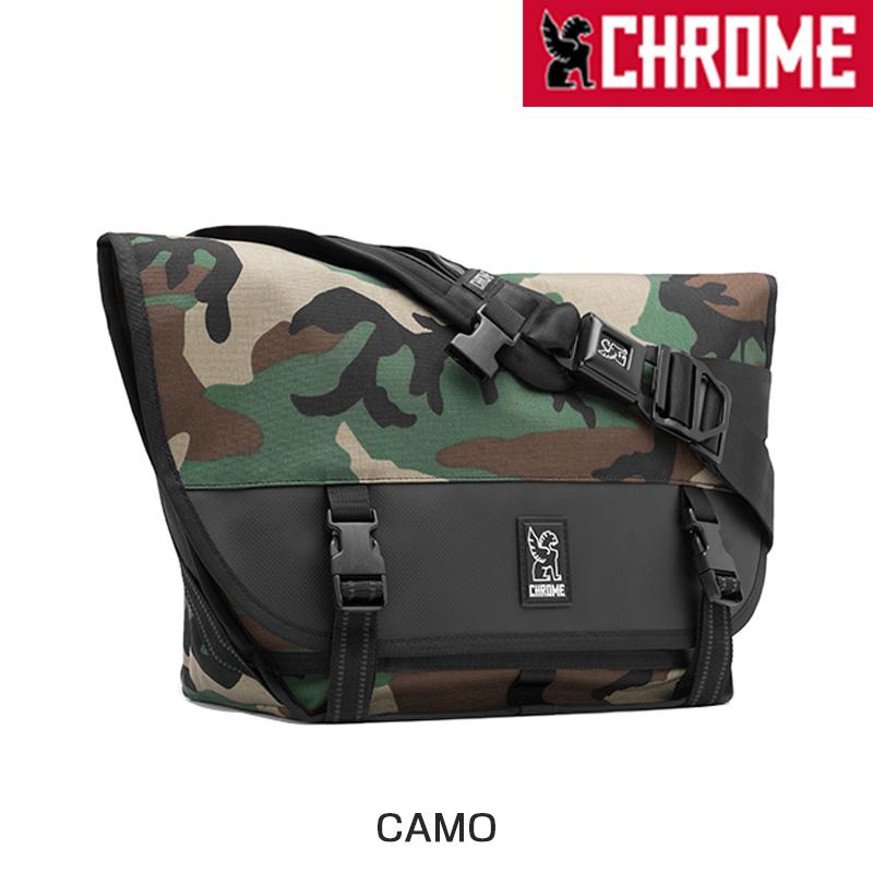 CHROME(クローム) MINI METRO (ミニメトロ)[メッセンジャーバッグ][身につける・持ち歩く]