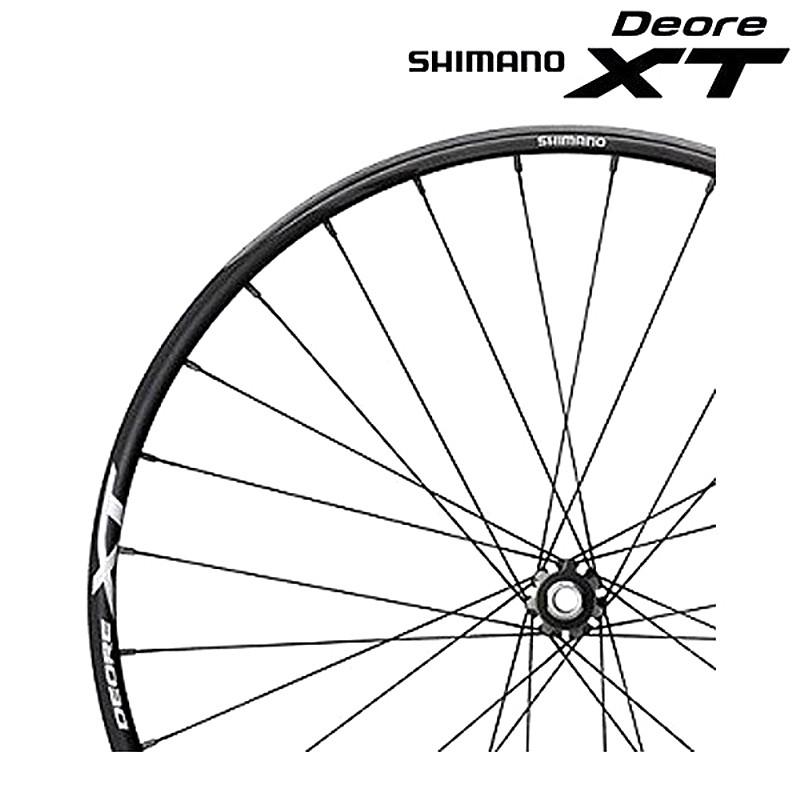 SHIMANO DEORE XT(シマノ ディオーレ XT) WH-M8000-B リアホイール 29インチ ディスクブレーキ センターロック[後][29インチ]