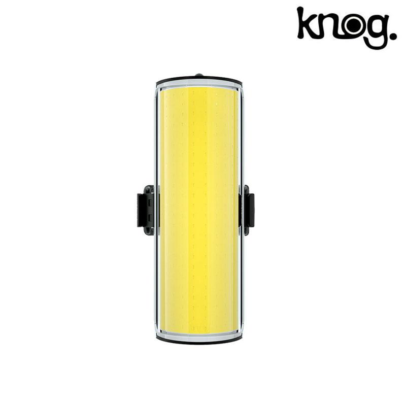 knog(ノグ) BIG COBBER (ビッグコバー) フラッシングライト フロント USB充電式 470ルーメン[USB充電式][ヘッドライト]