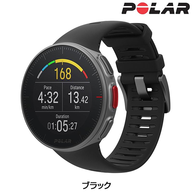 POLAR(ポラールメーター) VANTAGE V HR (ヴァンテージV HR)GPSマルチスポーツウォッチ(H10心拍センサー付)