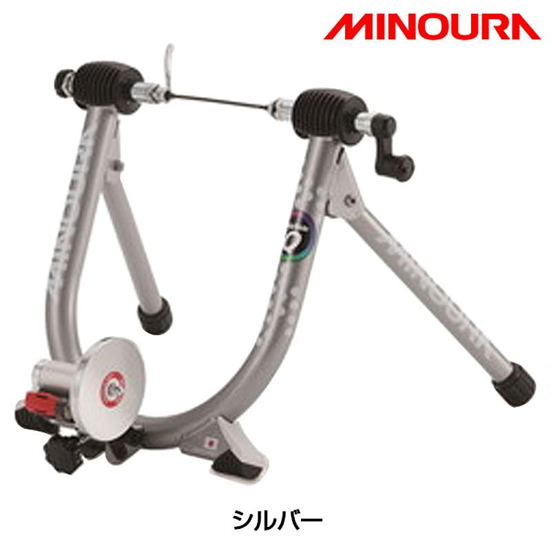 MINOURA(ミノウラ、箕浦) MAGRIDE-Q(マグライドQ)サイクルトレーナーマグライザーG付[タイヤドライブ式][固定式ローラー台]