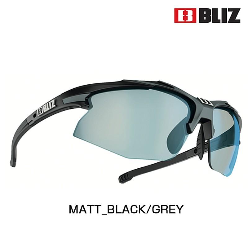 BLIZ(ブリス) HYBRID (ハイブリッド)LENS: ULSTM - BROWN WITH BLUE MULTI 52806-13U[調光レンズ][サングラス]