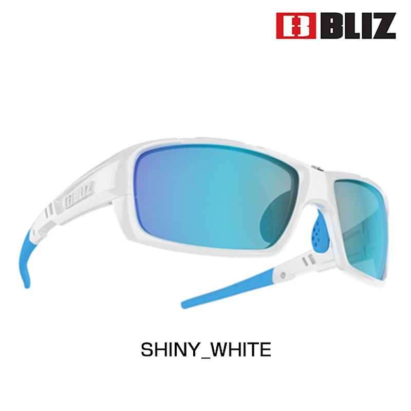 BLIZ(ブリス) TRACKER (トラッカー)LENS: SMOKE WITH BLUE MULTI 9020-03[偏光レンズ][サングラス]