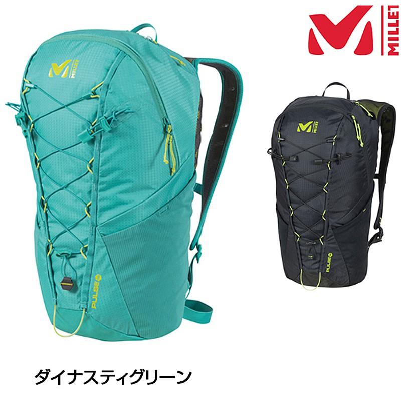 MILLET(ミレー) MIS2088 PULSE16 (MIS2087パルス16)[バックパック][身につける・持ち歩く]