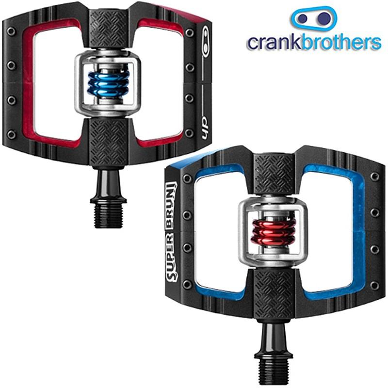crankbrothers(クランクブラザーズ) MALLET DH (マレットDH)ロイックブルニエディション マウンテンバイク(MTB)用ペダル[ビンディングペダル][パーツ・アクセサリ]