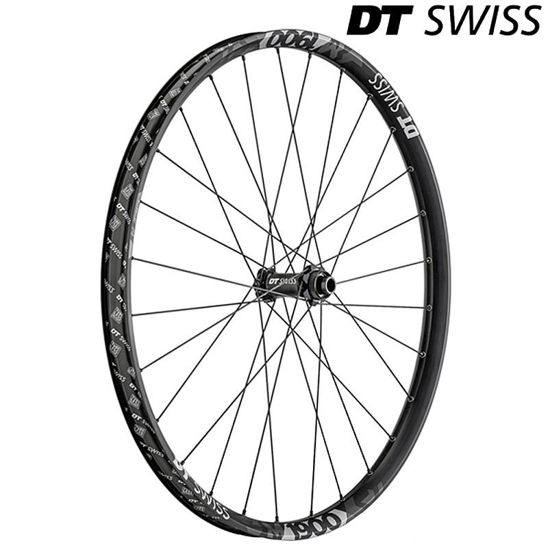 DT SWISS(ディーティー・スイス) M1900スプライン35ブースト 27.5 前後セット[前・後セット][チューブレス対応]