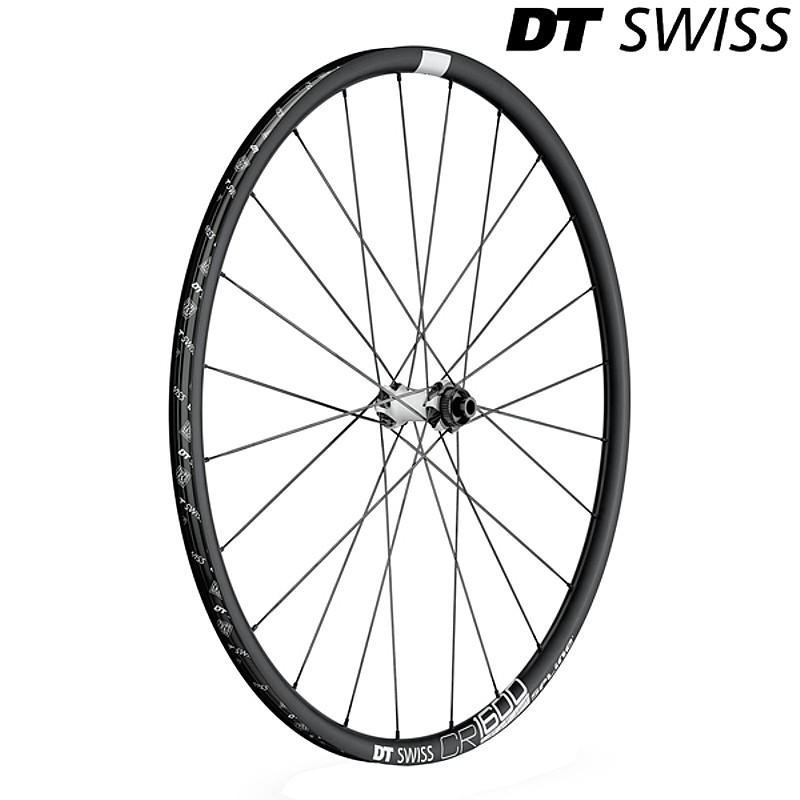 DT SWISS(ディーティー・スイス) CR1600スプライン23 前後セットホイール ディスク用 11速用[前・後セット][チューブレス対応]