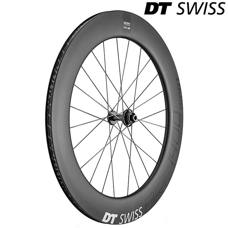 DT SWISS(ディーティー・スイス) ARC1400ダイカットホイール 前後セット ディスク用 11速用[前・後セット][チューブレス非対応]