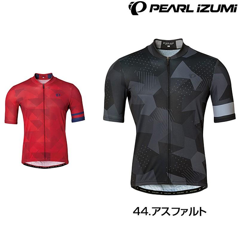 PEARL IZUMI(パールイズミ) 2019年春夏モデル プリントジャージ(ワイドサイズ) B621-B[半袖][ジャージ・トップス]