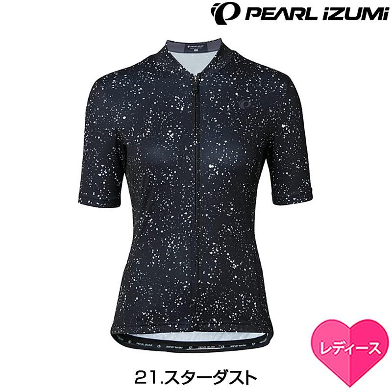 PEARL IZUMI(パールイズミ) 2019年春夏モデル UVプリントジャージ(ワイドサイズ) WB621-B[半袖][ジャージ・トップス]