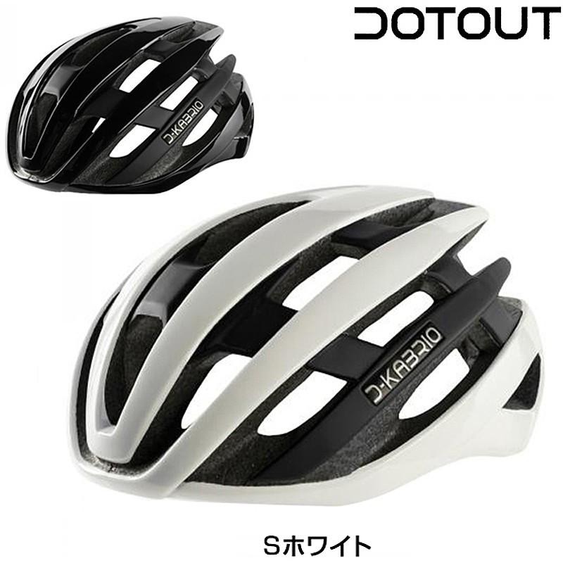 《即納》【あす楽】DOTOUT(ドットアウト) KABRIO (カブリオ)ヘルメット N19X010[JCF公認][バイザー無し]