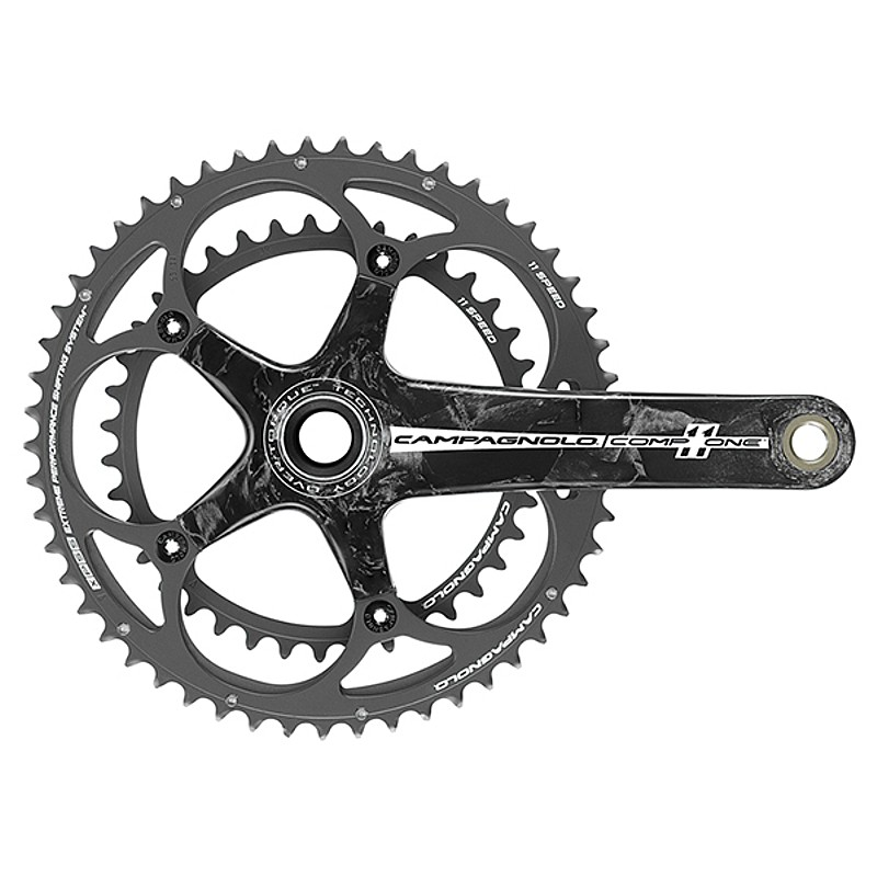 Campagnolo(カンパニョーロ) COMP ONE オーバートルク 11s FC14-CO1292 [クランク] [ロードバイク] [チェーンホイール] [PCD130]
