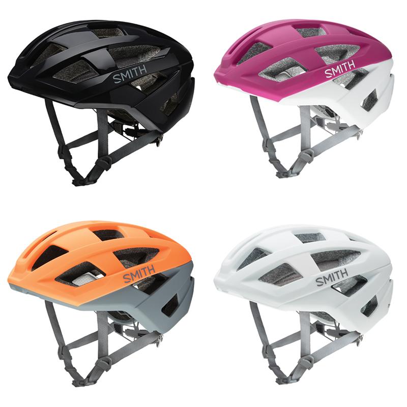 Smith Optics Portal Bike Helmet Matte White