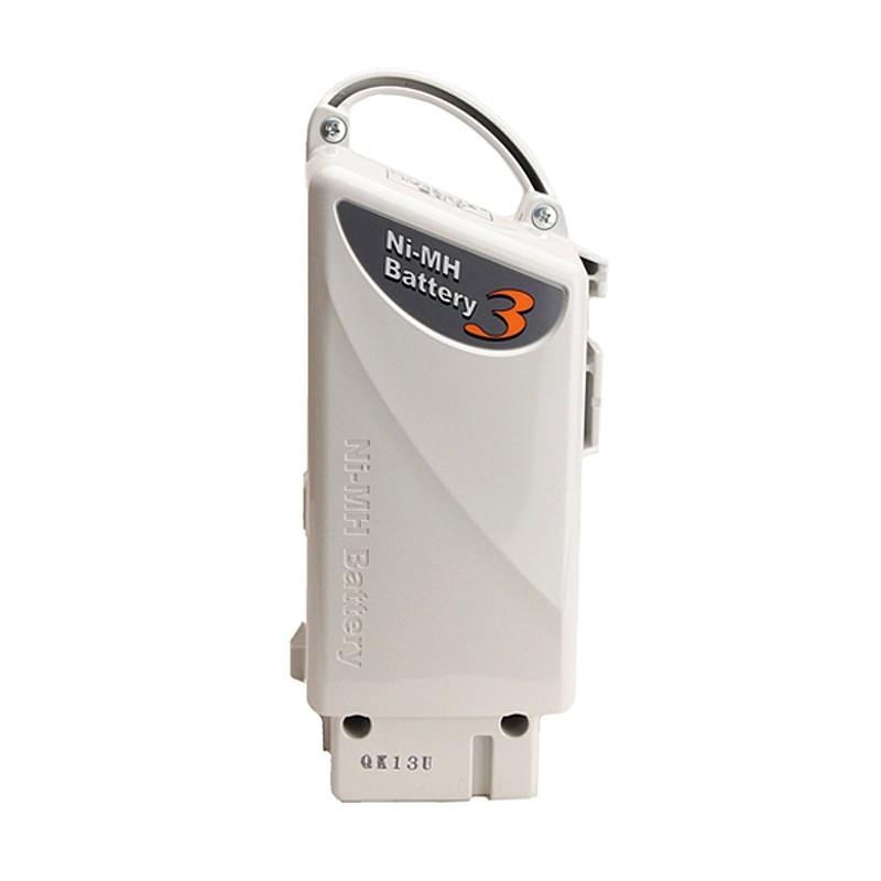 PANASONIC(パナソニック) 交換用バッテリー(グレイ(白)) 24V-3.1Ah NKY214B02[その他][パーツ・アクセサリ]