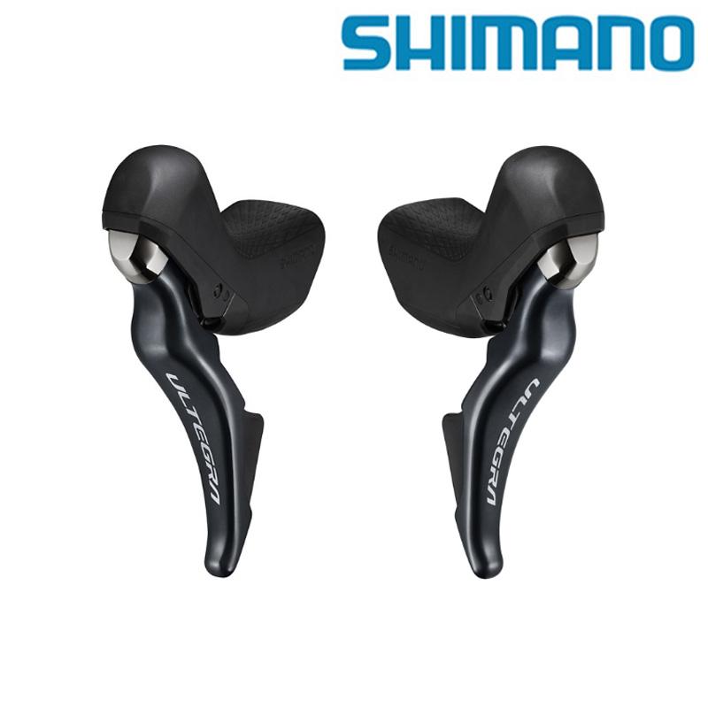 <title>送料無料 SHIMANO シマノ ST-R8025 左右レバーセット 2×11S トラスト ハイドローリック ショートリーチ パーツ ロードバイク シフトレバー 機械式</title>