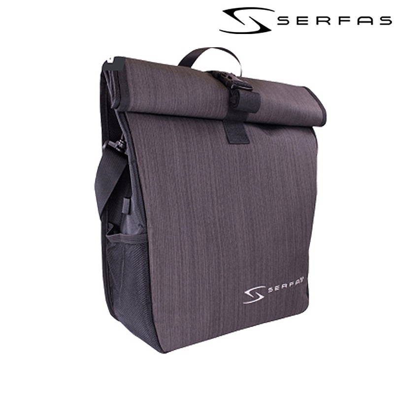 バッグ サイドバッグ パニアバッグ ロードバイク 格安 価格でご提供いたします サーファス PANIA SINGLE SERFAS 迅速な対応で商品をお届け致します 土日祝も営業 パニアシングルPB-1 送料無料 PB-1
