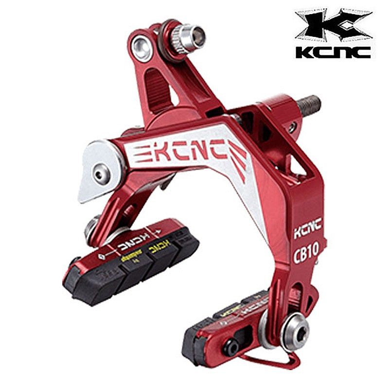 KCNC(ケーシーエヌシー) CB10 キャリパーブレーキ 前後セット[本体][ブレーキ]