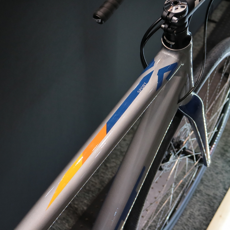 GT(ジーティー) 2020年モデル GTR SPORT (GTRスポーツ)700C[自転車][グラベルロード][ロードバイク・ロードレーサー]