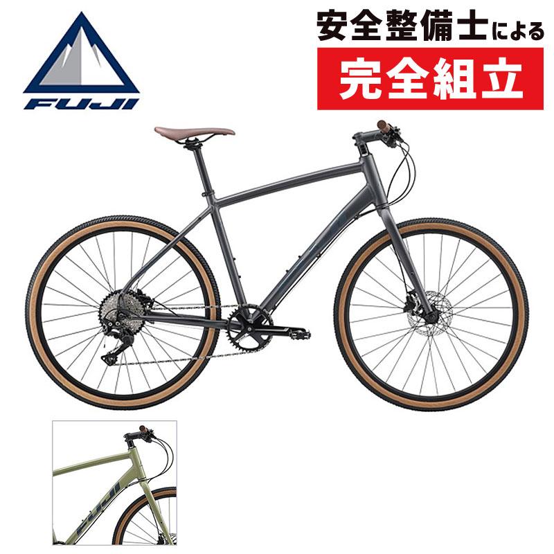 【先行予約受付中】FUJI(フジ) 2020年モデル RAFFISTA (ラフィスタ)[ディスクブレーキ仕様][クロスバイク]