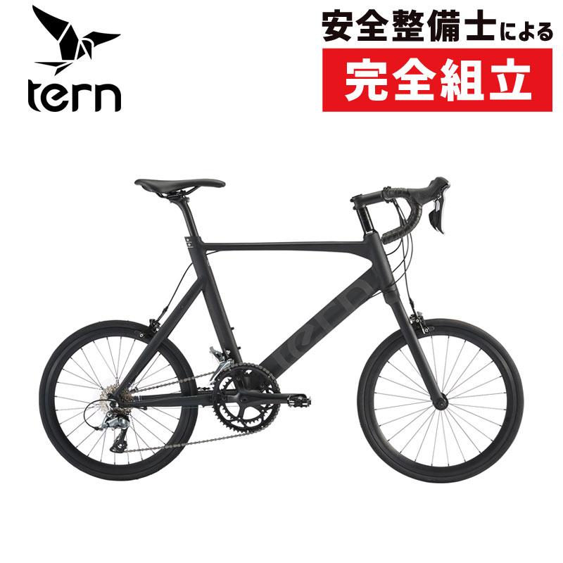 《在庫あり》TERN(ターン) 2020年モデル SURGE (サージュ)[スポーティー][ミニベロ/折りたたみ自転車]