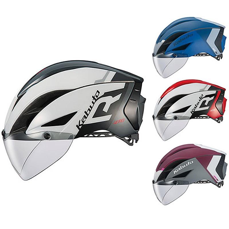 OGK Kabuto(オージーケーカブト) AERO-R1 TR(エアロR1 TR) [自転車・ヘルメット] [ヘルメット] [ロードバイク] [MTB] [クロスバイク]