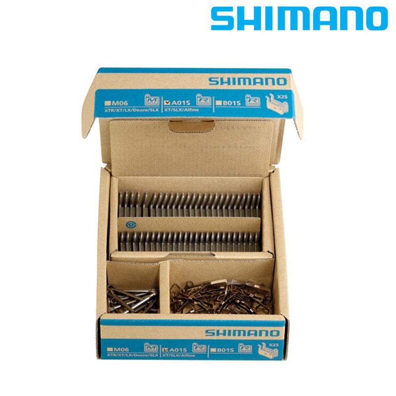 SHIMANO(シマノ) ディスクブレーキパッド G03Sレジン【25ペア入】[DISCブレーキパッド][消耗品・ワイヤー類]