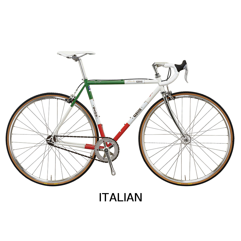 GIOS(ジオス) 2020年モデル VINTAGE PISTA (ヴィンテージピスタ) ITALIAN[シングルスピード][ピストバイク]