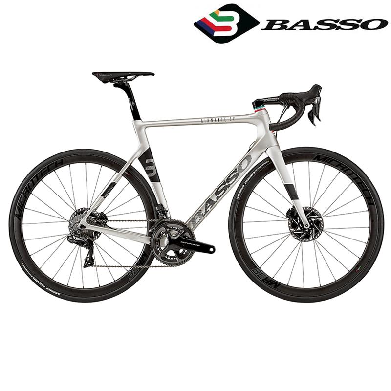 BASSO(バッソ) 2020年モデル DIAMANTE SV FRAMESET(ディアマンテSV フレームセット)[ロードバイク][フレーム・フォーク]