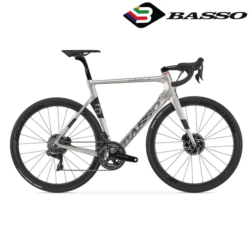 BASSO(バッソ) 2020年モデル DIAMANTE SV DISC FRAMESET(ディアマンテSV ディスク フレームセット)[ロードバイク][フレーム・フォーク]