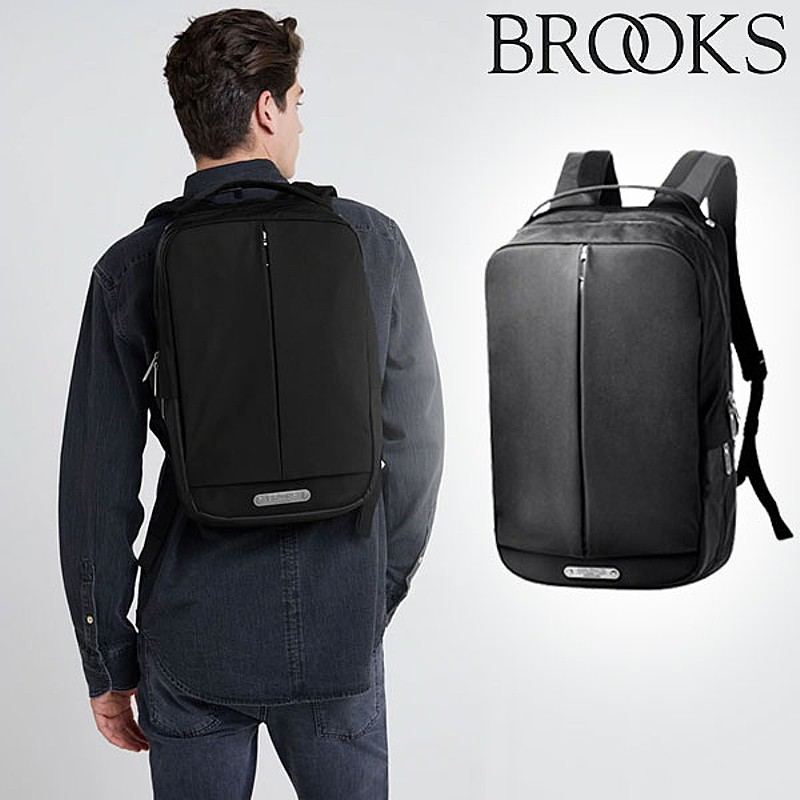 BROOKSブルックス SPARKHILL ZIP TOP BACKPACK S スパークヒルジップトップバックパックS[自転車・バッグ] [バッグ] [バックパック] [ロードバイク] [リュック]