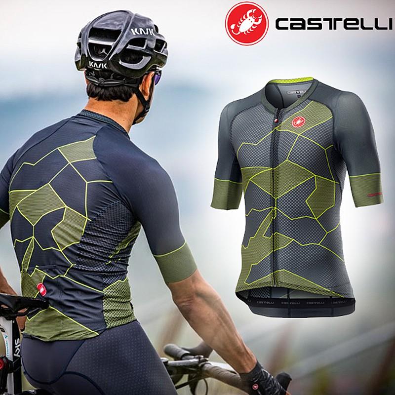 【お盆も営業中】CASTELLI(カステリ) 2020年春夏モデル CLIMBERS 3.0 JERSEY (クライマーズ3.0ジャージー)[自転車・サイクルウェア] 20012[半袖][ジャージ・トップス]