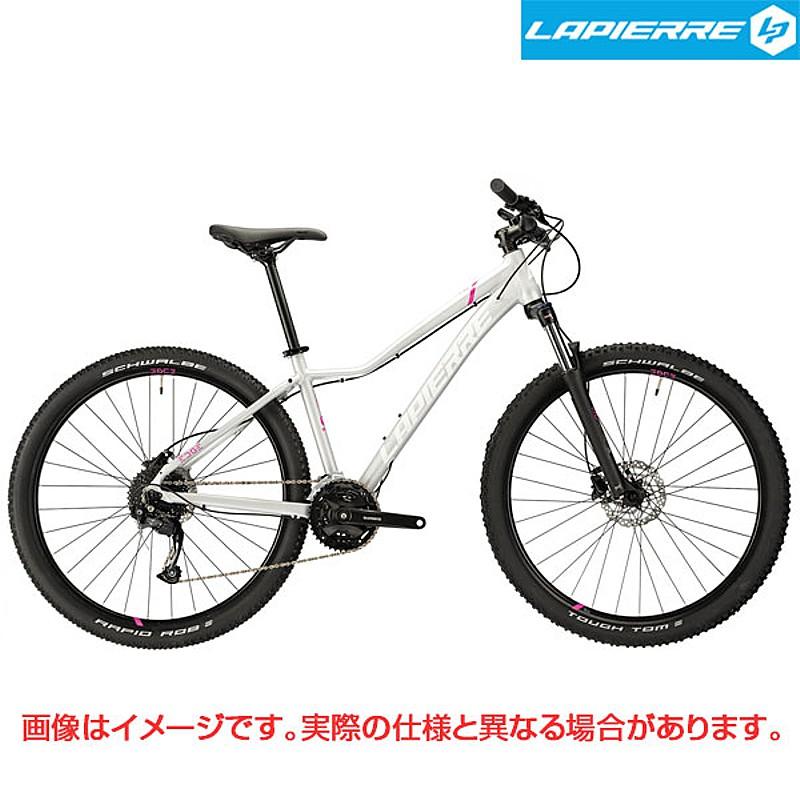【5月25日限定!エントリーでポイント最大14倍】LAPIERRE(ラピエール) 2020年モデル EDGE3.7W (エッジ3.7W)[自転車][マウンテンバイクMTB][27.5インチ][ハードテイルAM]