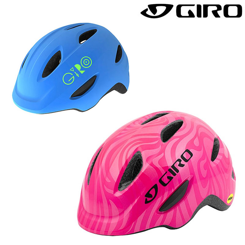 GIRO(ジロ) SCAMP MIPS (スキャンプミップス)子どもヘルメット[自転車ヘルメット]