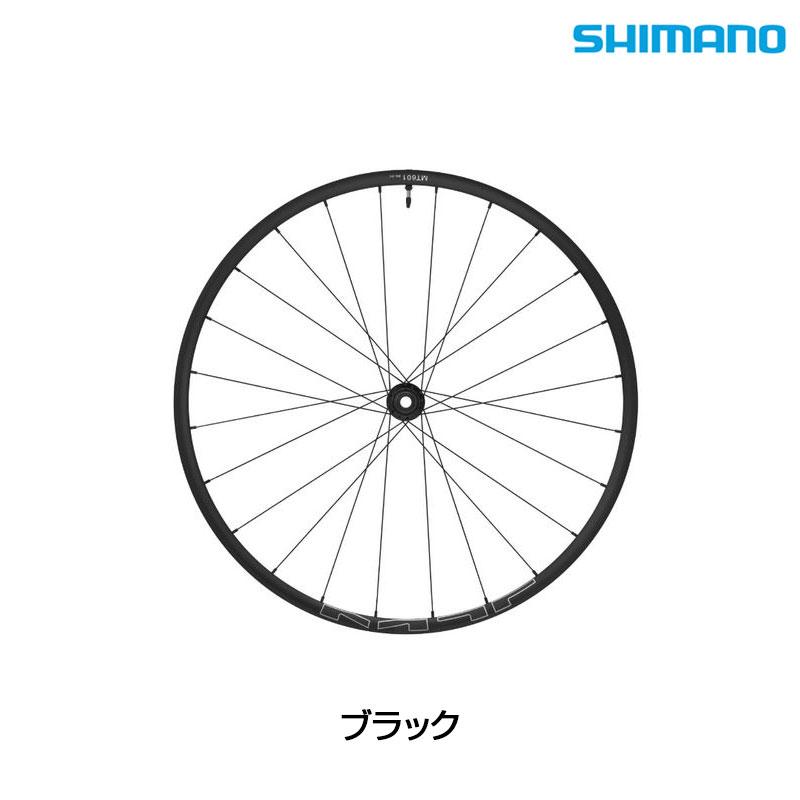 SHIMANO DEORE(シマノ デオーレ) WH-MT601-TL-F15-B-29 フロントホイール チューブレス ディスク用[前][29インチ]