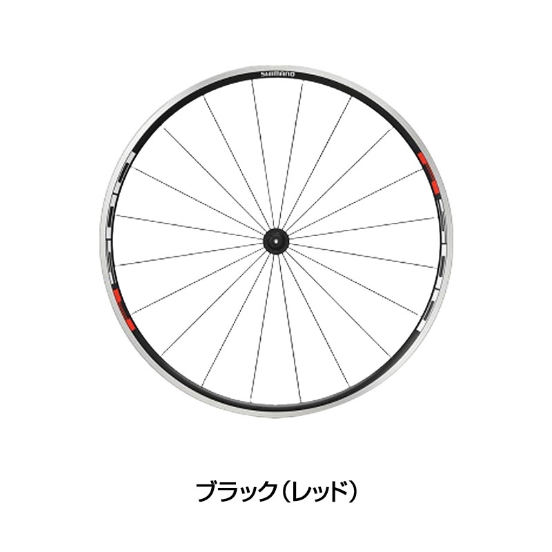 《即納》【あす楽】SHIMANO(シマノ) WH-R501 フロントホイール クリンチャー