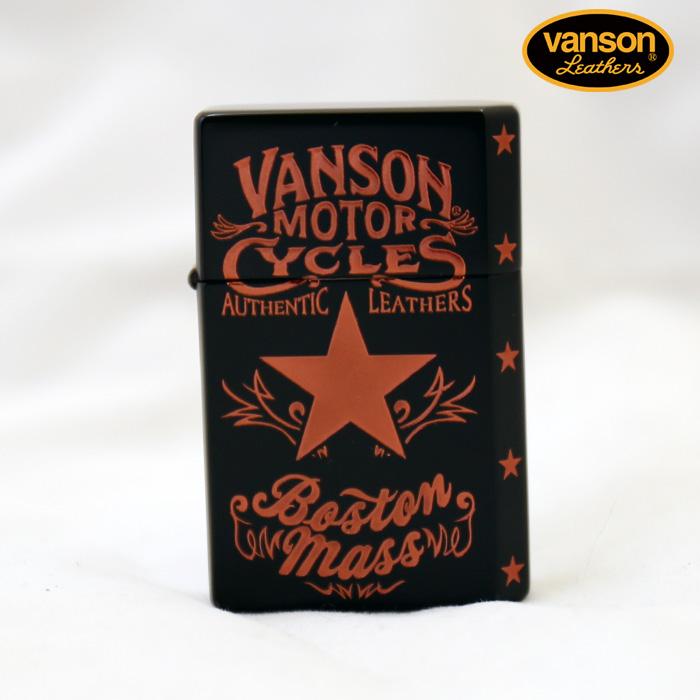 VANSON×GEAR TOP ワンスター v-gt-08