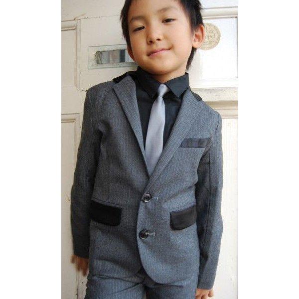 7368b75039041 ジェネレーター スーツ 子供服 入学式 男の子 ジェネレータースーツ generator ジェネレーター スーツ ピンストライプジャケット (