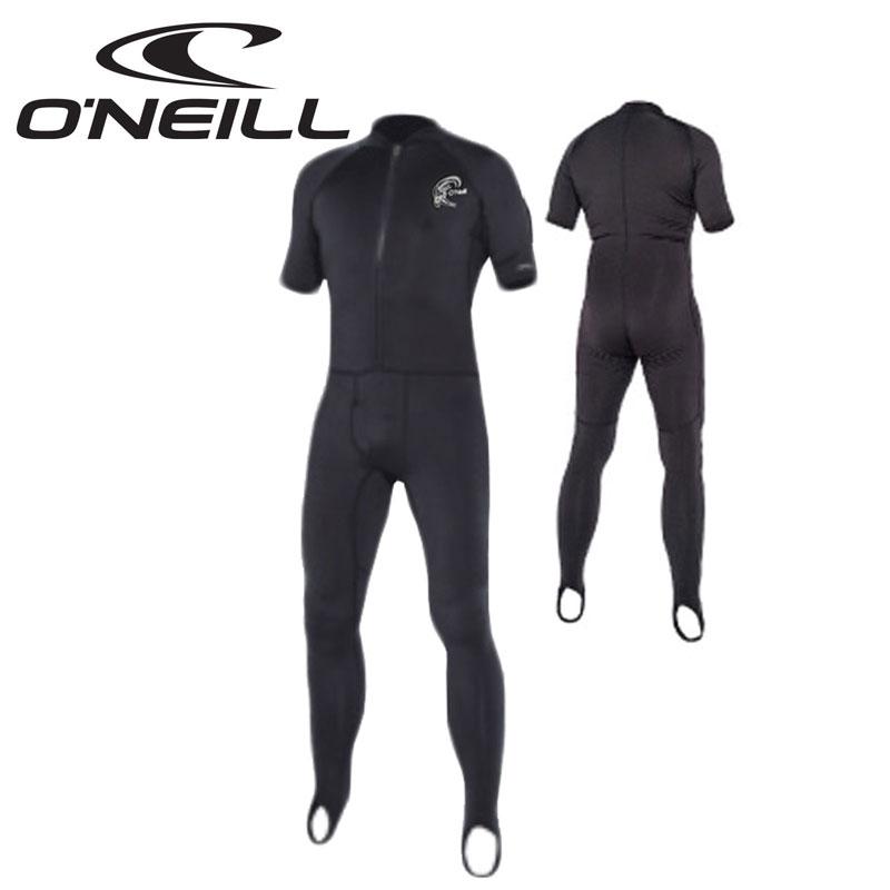 オニール IO-2350 ドライスーツ用 インナー サーモX シーガル ONEILL THERMO-X ドライスーツ 全身 フロントジッパー 防寒対策 SURF サーフィン 裏起毛 半袖 ダイビング マリンスポーツ 保温 io-0610 ウェット ウエットスーツ用 ドライ