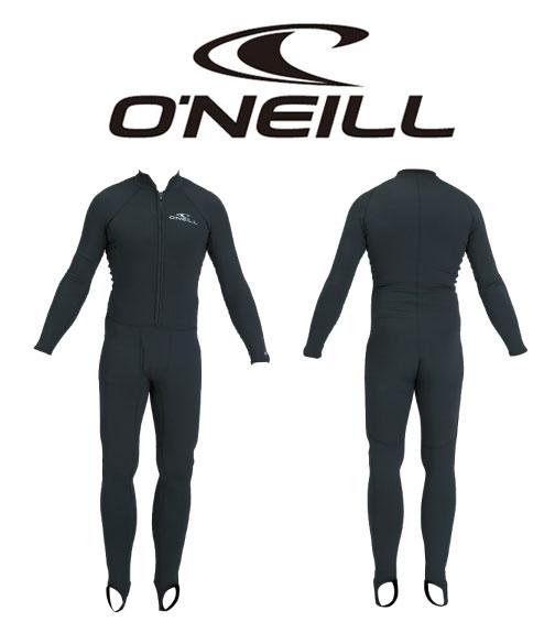 オニール O'NEILL ウエットスーツ用 インナー サーモXフル THERMO-X FULL ドライスーツ 全身 フロントジッパー 防寒対策 SURF サーフィン 裏起毛 長袖 ダイビング マリンスポーツ 保温 io-0610 ウェット ウエット 全身 ドライ