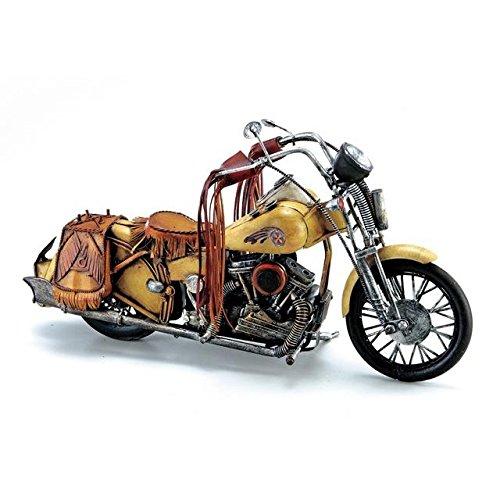 ブリキのおもちゃ(motorcycle western)