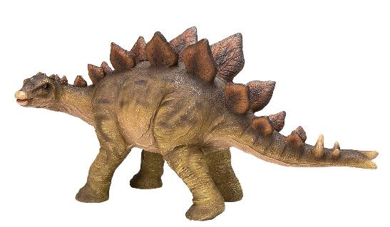 ガーデニングに最適。お店のディスプレーやお庭のオーナメントに! ポリレジン恐竜シリーズ ステゴサウルス(ステゴザウルス)Stegosaurus