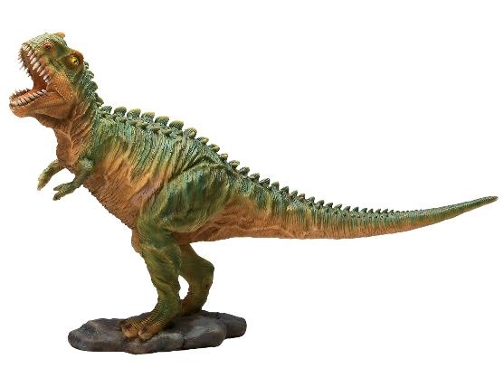 ガーデニングに最適。お店のディスプレーやお庭のオーナメントに! ポリレジン恐竜シリーズ ティラノサウルス ティラノザウルス  Tyrannosaurus