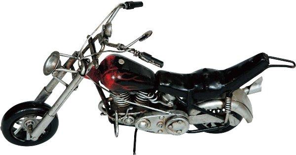 ブリキのおもちゃ(motorcycle fire)