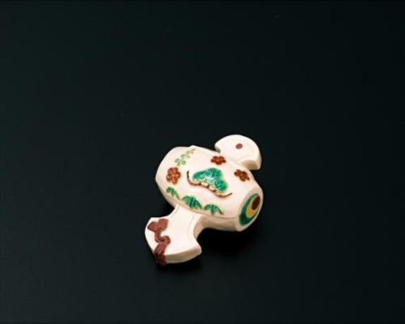 九谷焼 宮本直樹作 3号香合 福槌<九谷焼 インテリア 和食器 鉢 小鉢 人気 ギフト セット 贈り物 結婚祝い/内祝い/お返し>
